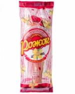 Мороженое ванильное в сахарном вафельном рожке декорированное шоколадной глазурью
